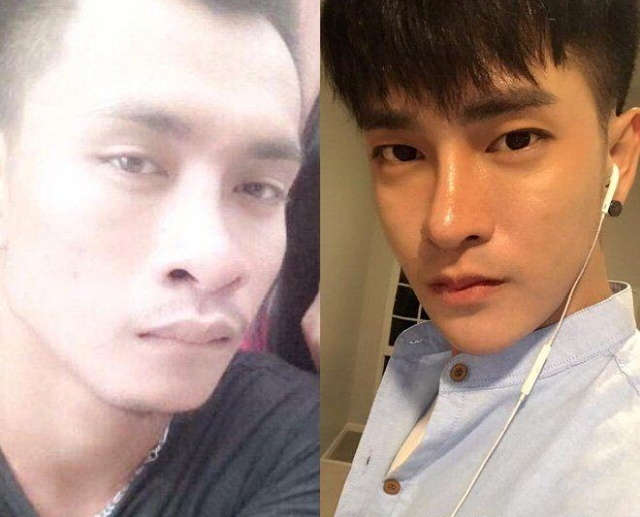 Thai Man Undergoes 30 Cosmetic Procedures to Make Himself Look Korean (5 pics)