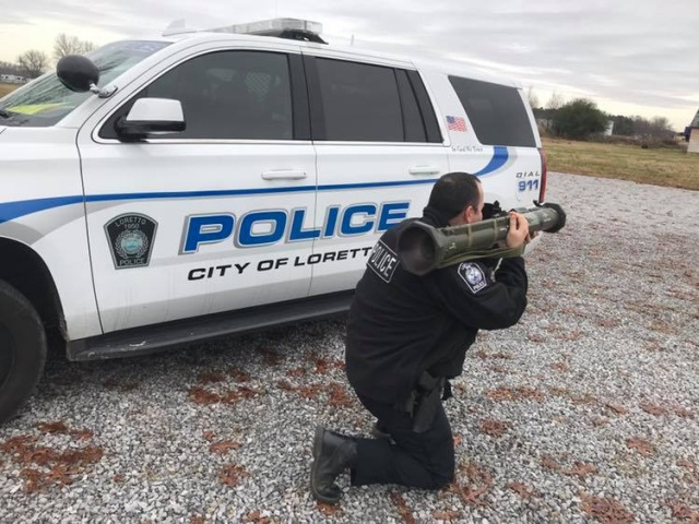 Police Department Jokes About Using a Rocket Launcher On Speeders and It Backfires (11 pics)