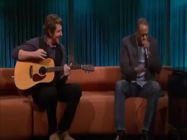 Michael Winslow Is Almost One-Manning Led Zeppelin