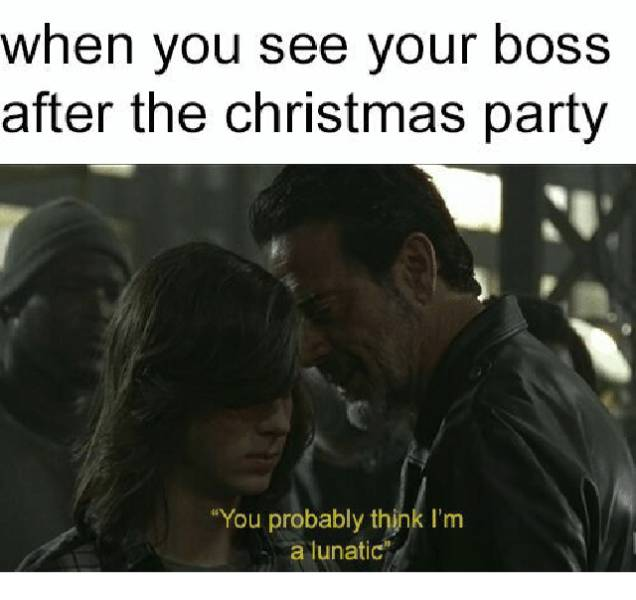 Holidays Office Party Memes (25 pics)