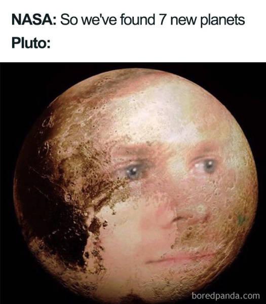Space Memes (56 pics)