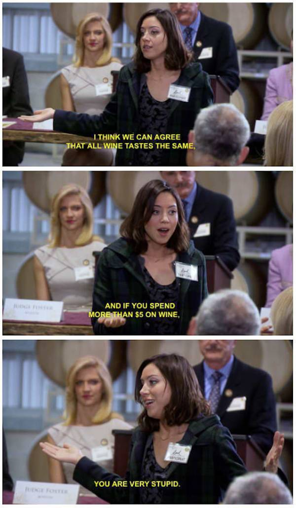 April Ludgate Was Always Right (28 pics)