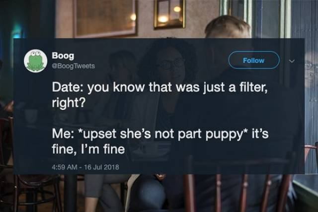Funny Dating Tweets (30 pics)