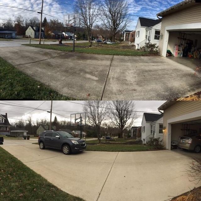 Power Washing Is Satisfying (26 pics)