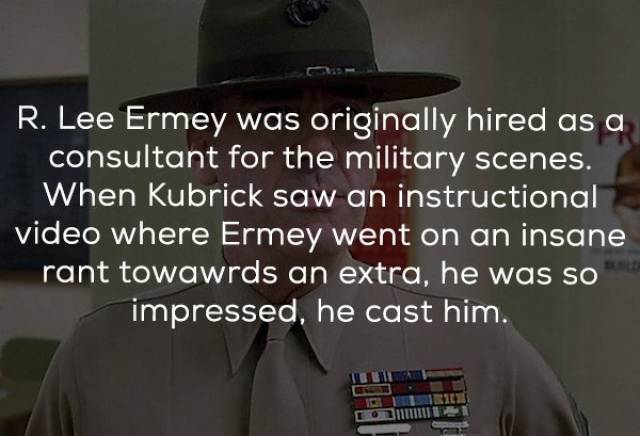 Facts About Stanley Kubrick (23 pics)
