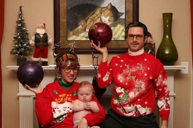 Funny Christmas Cards (36 pics)