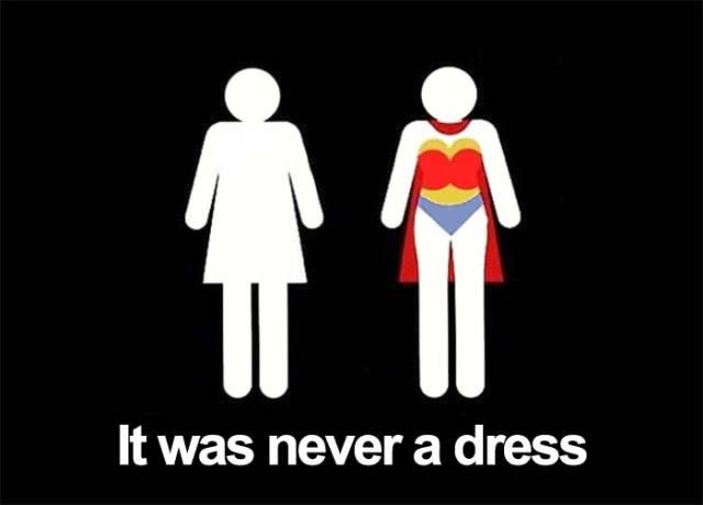 Memes For Feminists (45 pics)