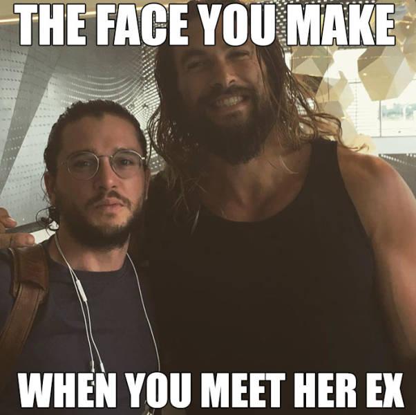 Jason Momoa Memes (31 pics)