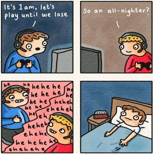 Pictures For Gamers (35 pics)