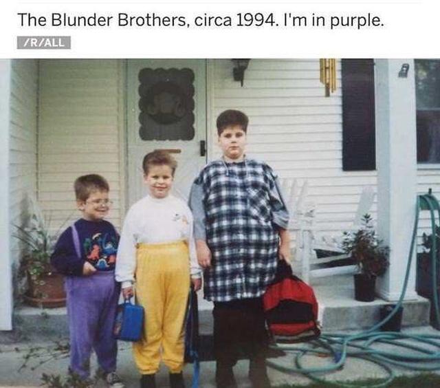 Kids Having Awkward Phase (33 pics)