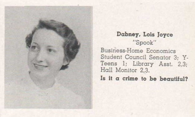 Vintage Yearbook Quotes (26 pics)