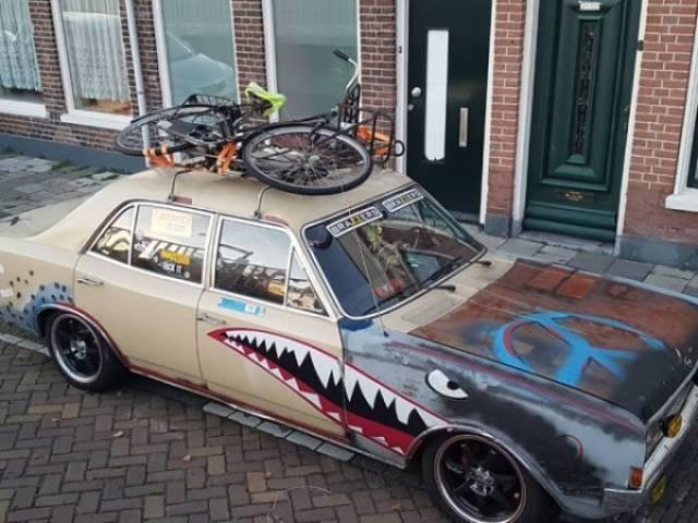 Car Humor (56 pics)