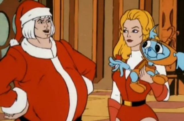 Christmas In The 80s (25 pics)
