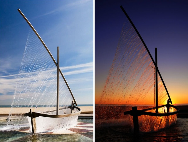 Beautiful Fountains (25 pics)