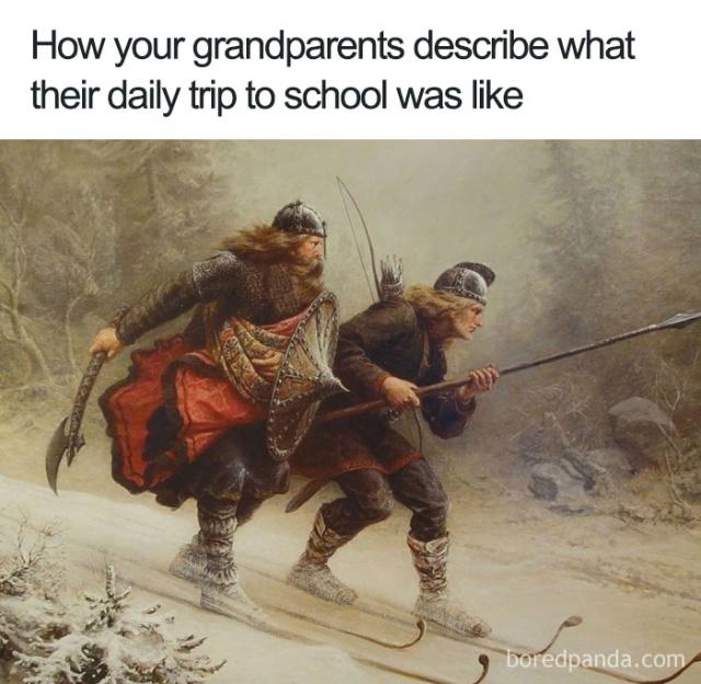 Funny Classical Art Memes (23 pics)