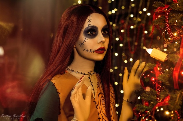 Nightmare Before Christmas Cosplay (10 pics)