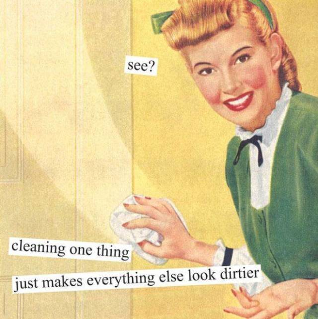 Vintage Pictures With Sarcastic Texts (20 pics)