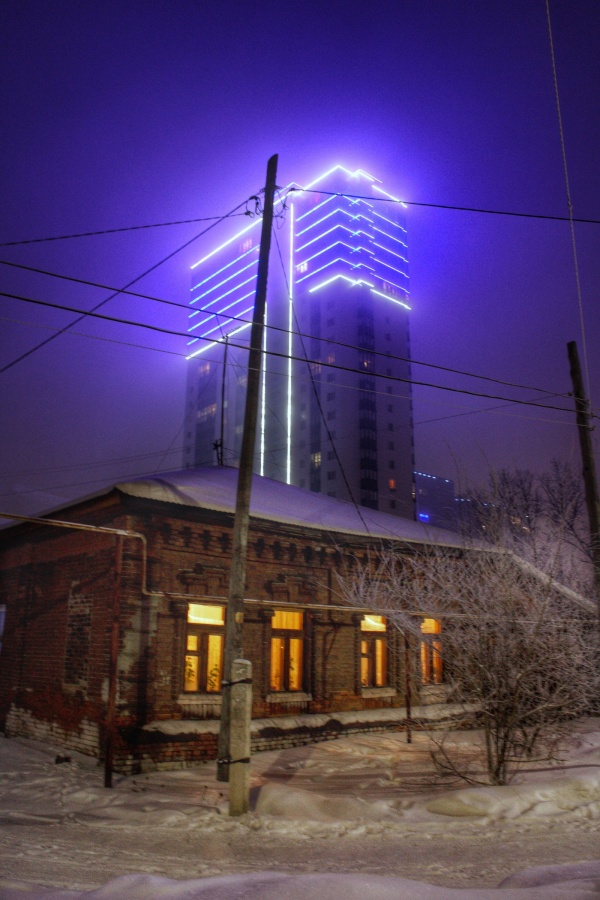 Russia Is Like The Capital Of Cyberpunk (3 pics)