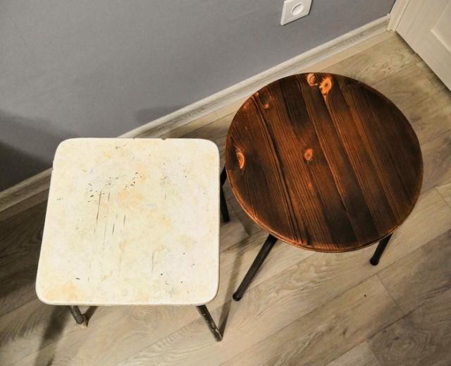 Furniture Restoration (14 pics)