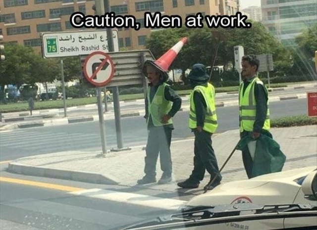 Work Happens (23 pics)