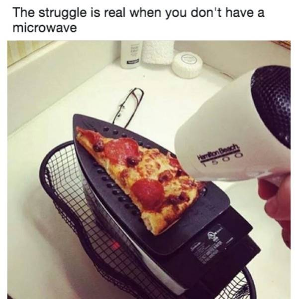 When Struggle Is All That Remains (32 pics)