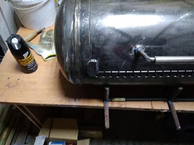 DIY Grill (24 pics)