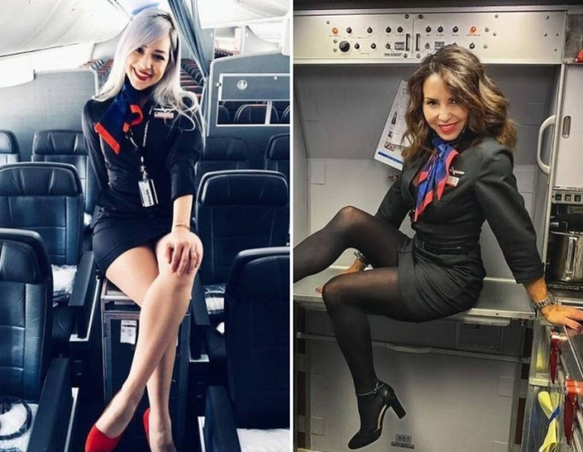 Cute Flight Attendants (29 pics)