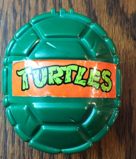 Old Ninja Turtles Toy That Could Teach You Morse Code (2 pics)