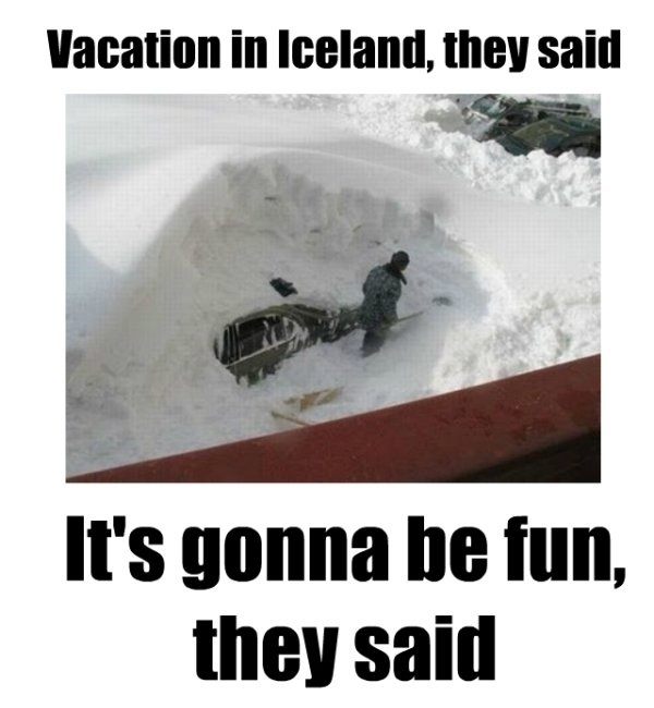 Only In Iceland (34 pics)