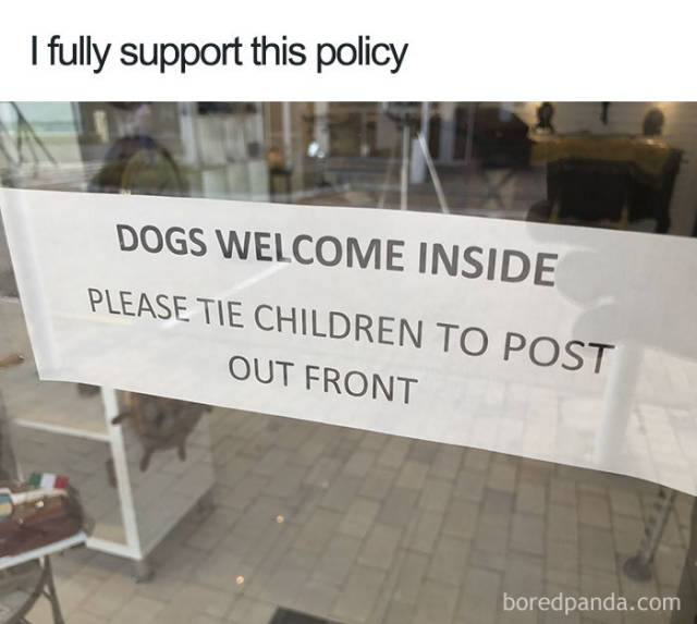 Kids Over Pets Or Pets Over Kids? (29 pics)