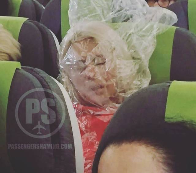 Very Bad Passengers (26 pics)