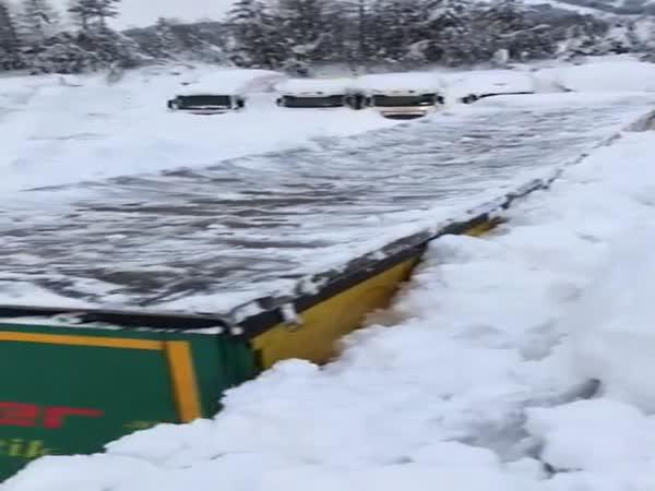 Austria Snow Level - Go Home