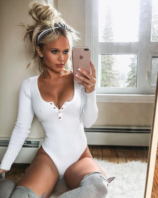 Norwegian Model Hilde Osland (29 pics)