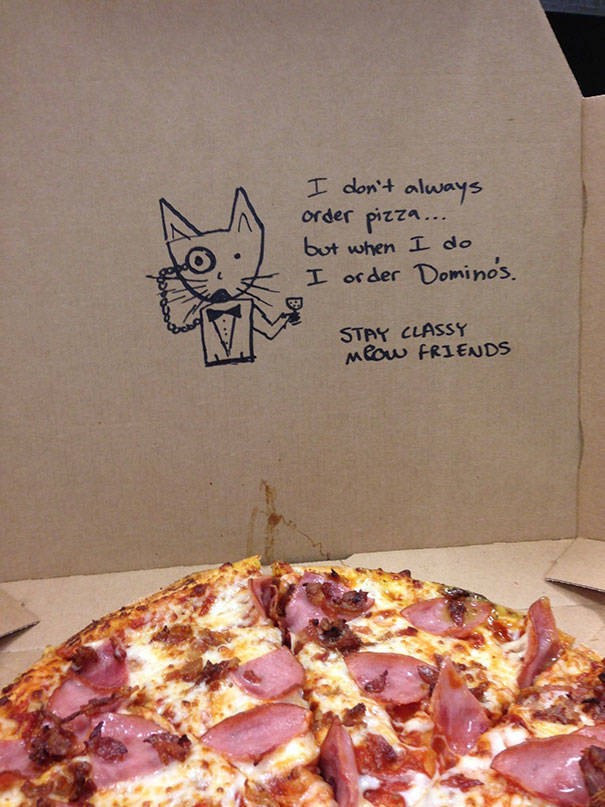 Awesome Pizza Places (31 pics)