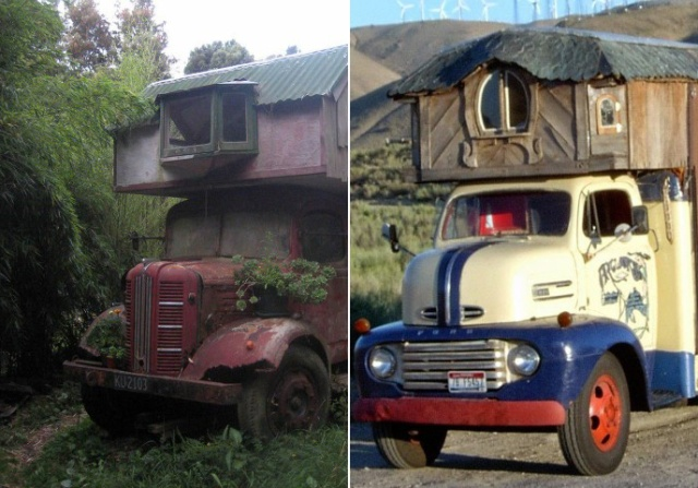 Truck Homes (27 pics)