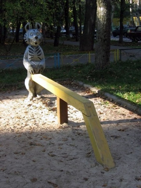 Funny Playground Design Fails (30 pics)