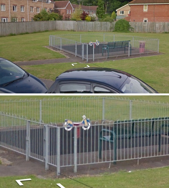 Funny Playground Design Fails (30 pics)