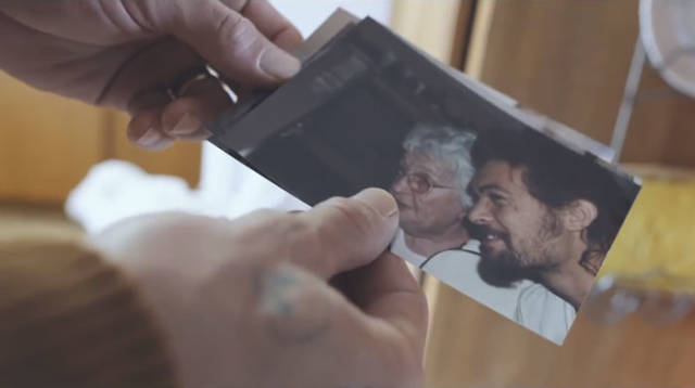 Jason Momoa And His Grandma (16 pics)
