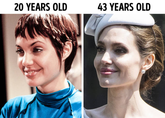 How Celebs Looked Like in Their Early Twenties (22 pics)