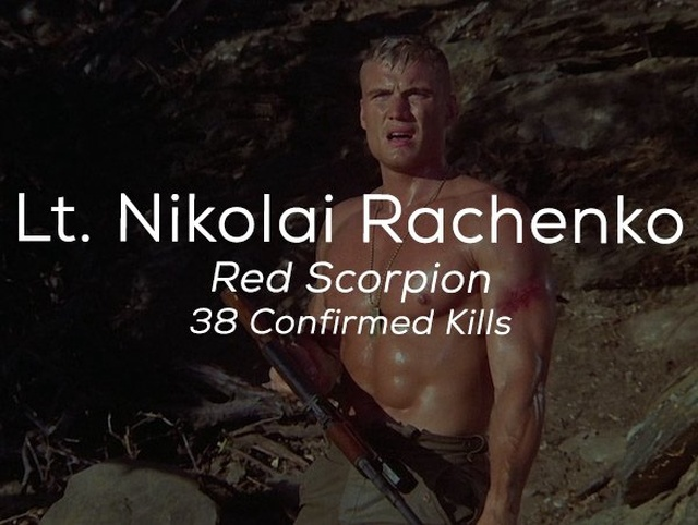 The Deadliest '80s Action Movie Characters (20 pics)