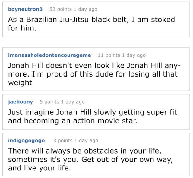 Jonah Hills Shares How He Got Beaten Up In High School And Why He Picked Up Jiu-Jitsu (5 pics)