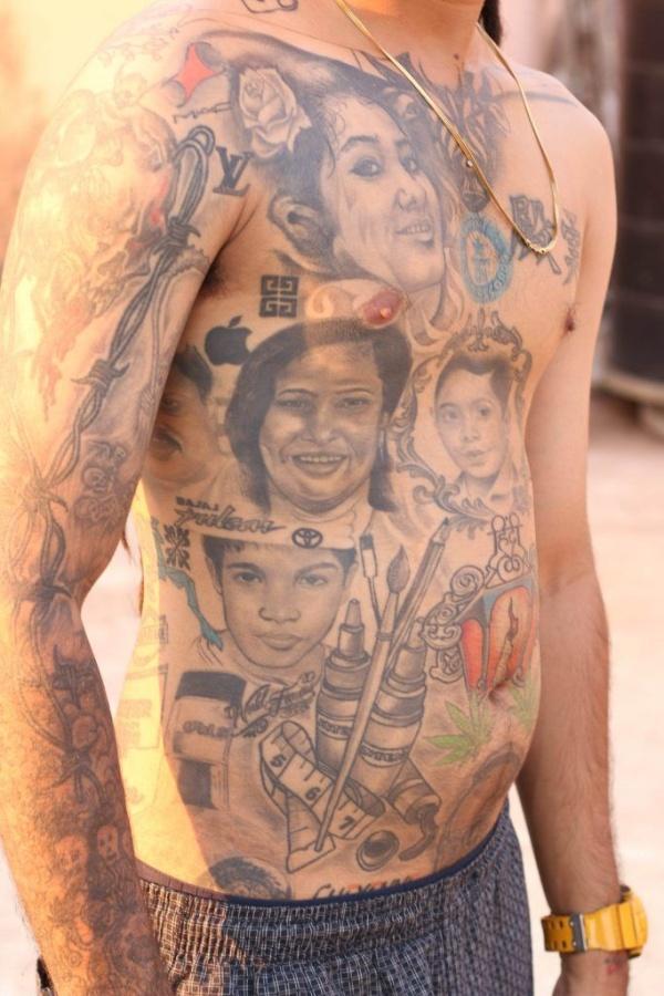 Tattoo Brands (6 pics)