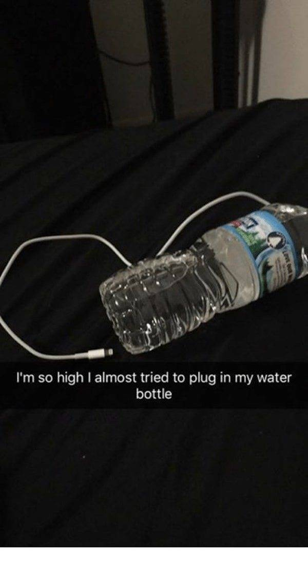 High People Are Funny People (18 pics)
