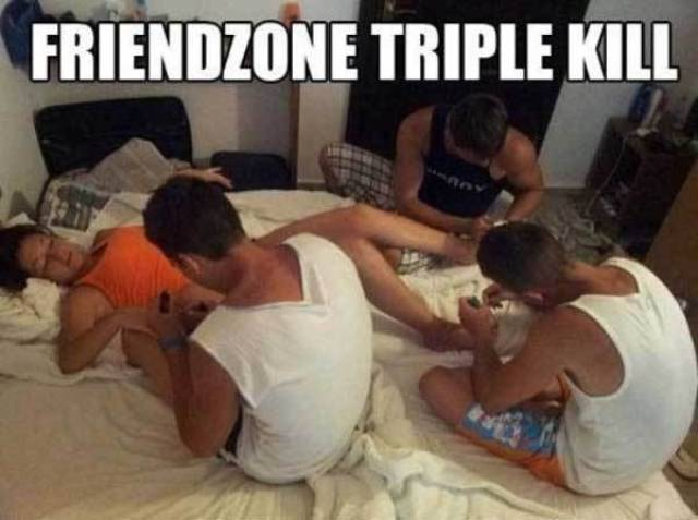 Welcome ToThe Friendzone (39 pics)