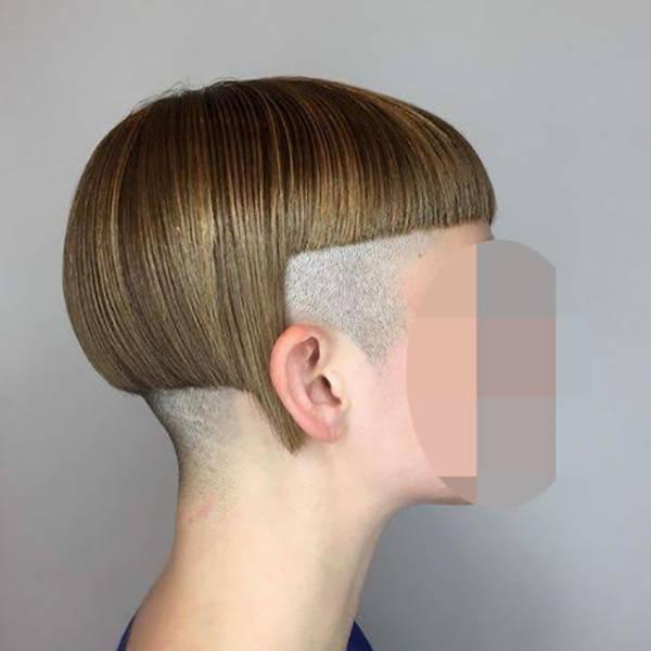 Strange Haircuts (23 pics)