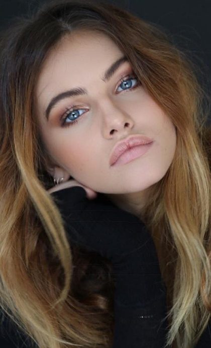 17-Year-Old Most Beautiful Girl In The World Thylane -2523