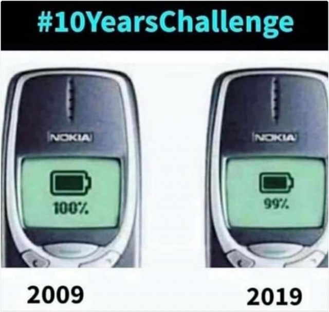 Funny #10YearChallenge Pictures (17 pics)