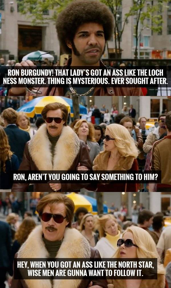 Ron Burgundy Quotes (21 pics)