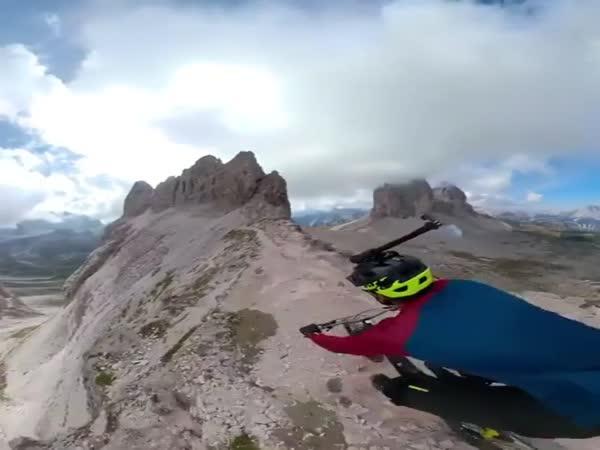Riding The Precipice
