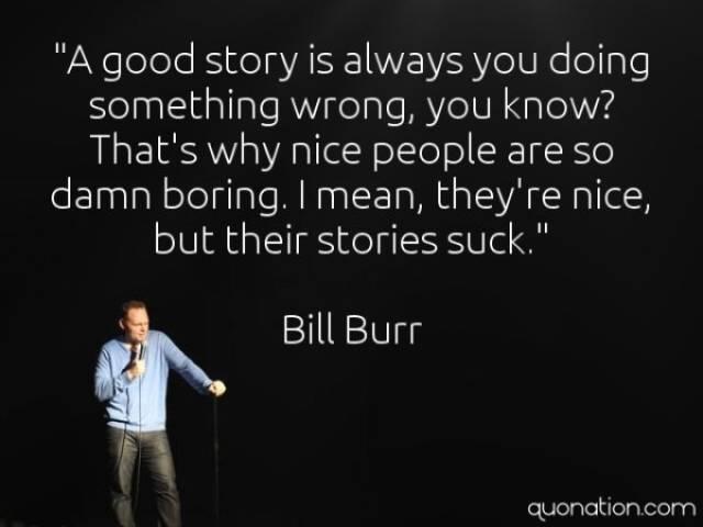 Bill Burr's Jokes (25 pics)